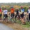 Oct '08: La Valle WI - Fall De Wood 2008 : Here ya go boys...I mean MEN....dudes you rock....60-80-100 miles in a day around the rolling hills of SE Wis...